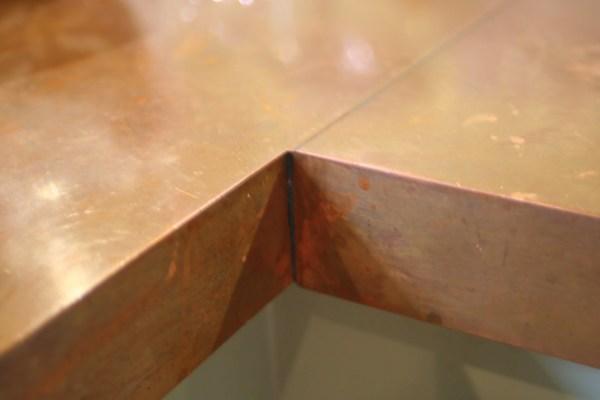 DIY copper countertops Tutorial (14)