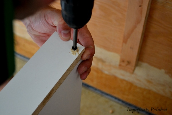 How To Build Frames For DIY Concrete Countertop And Molding