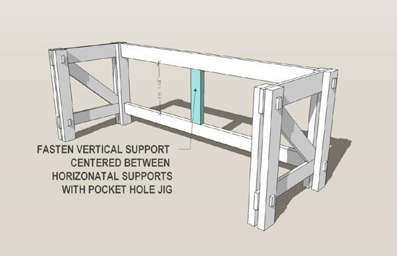 desk plans computer