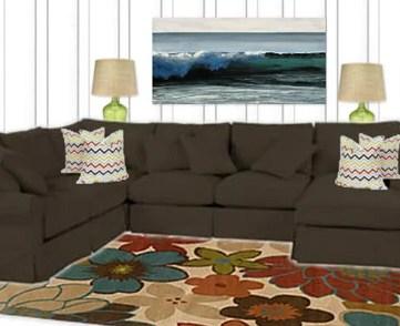 The (good) Mood Board; Living Room Edition