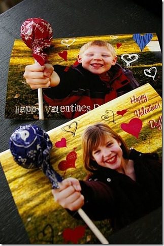 kids valentine idea