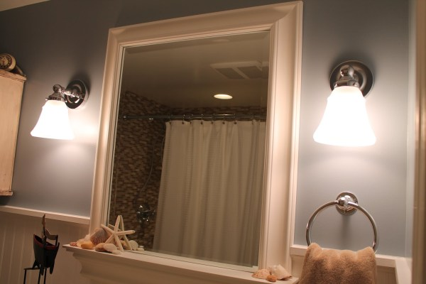 13 Bathroom remodel, by Elizabeth and Co featured on @Remodelaholic