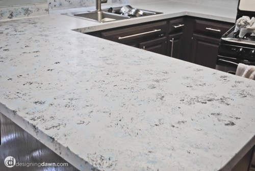 5 How To Redo Kitchen Countertops, By AD Aesthetic Featured On Remodelaholic
