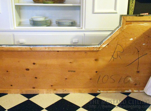 Remodelaholic 100 Wooden Countertops Tutorial