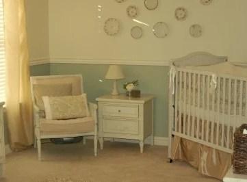 Nursery Chair Reupholster