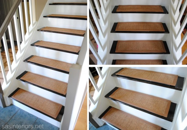 carpeted stairs to wood how to redo stairs