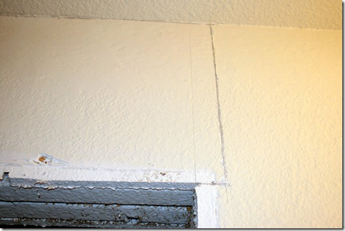 Removing drywall to install a pocket door on Remodelaholic