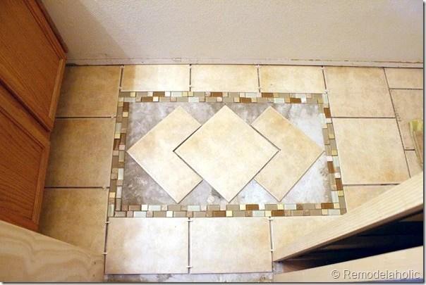 Inlaid tile rug tutorial (12)