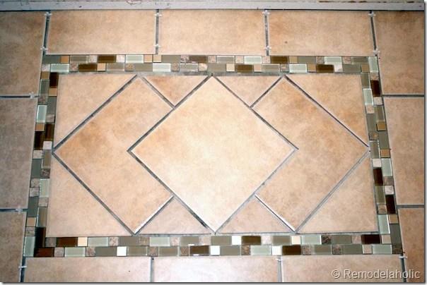 Inlaid tile rug tutorial (17)