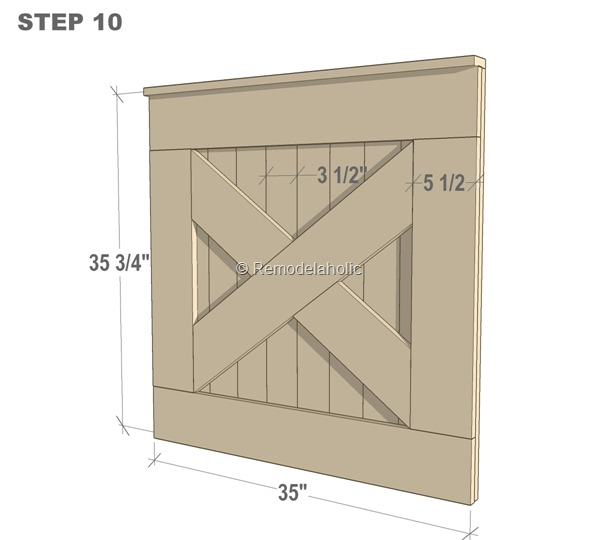 how to build a baby gate for stairs