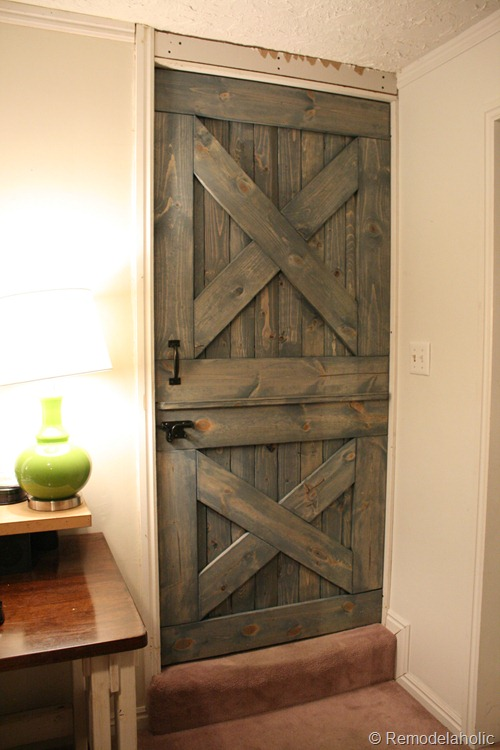 Dutch Door Installed 015