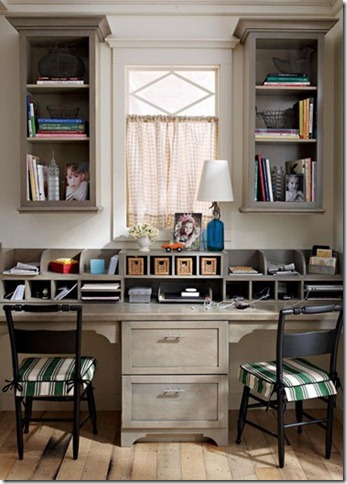 HOme Office homewark space