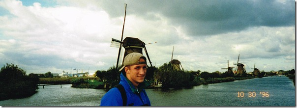 me and windmills
