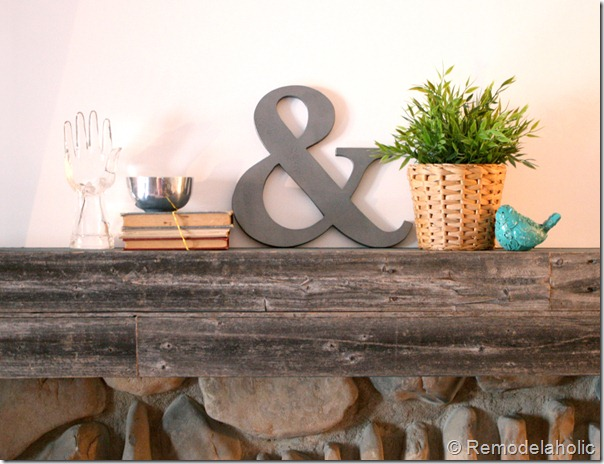 DIY Ampersand decoration3