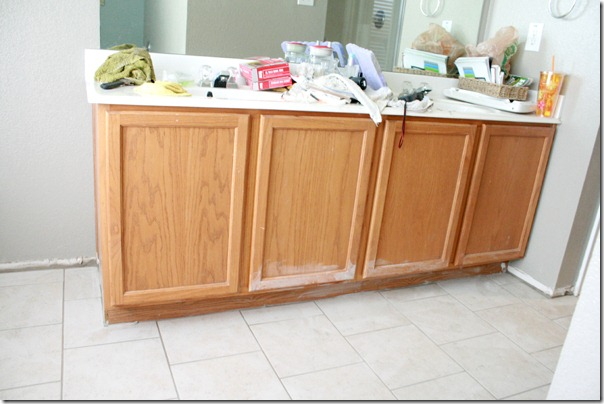 Attractive How To Add Height To A Short Bathroom Vanity (2)