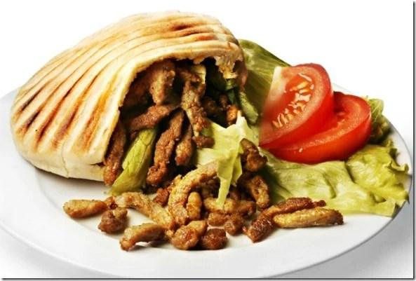 Joy of Kosher Turkey Shawarma