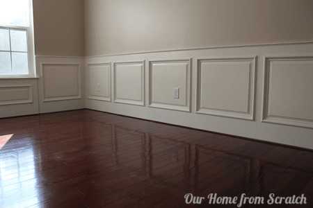 11 wainscoting dining room remodelaholic