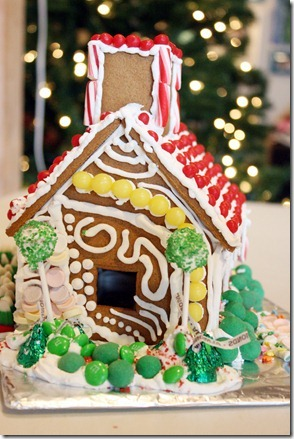 Gingerbread Houses (29)