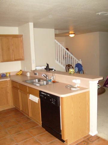 2 Before kitchen