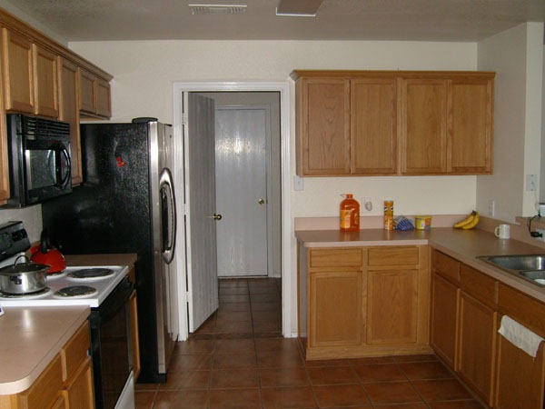 Befreo kitchen and dining room (4)
