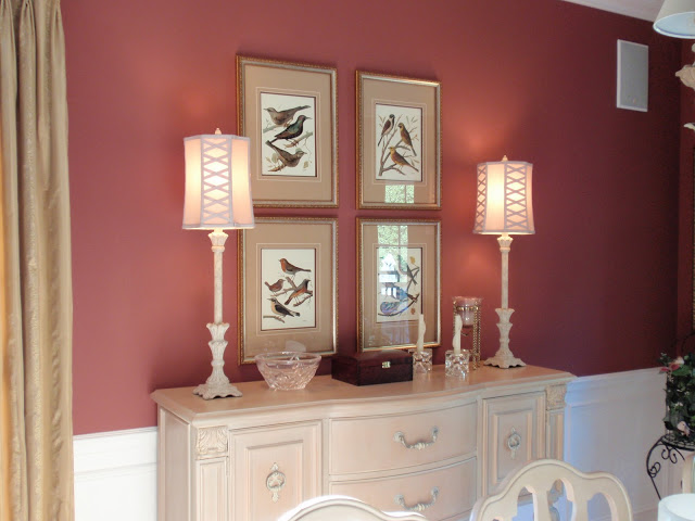 DIY by Design formal room