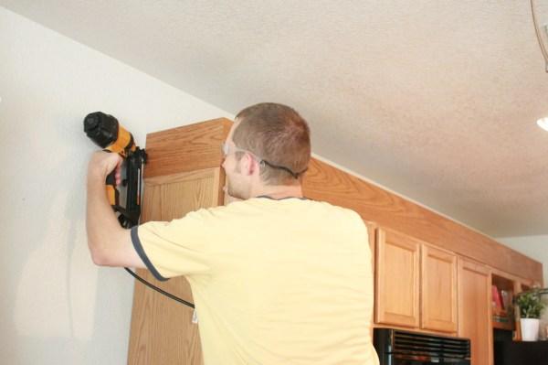 ideas to update oak kitchen cabinets