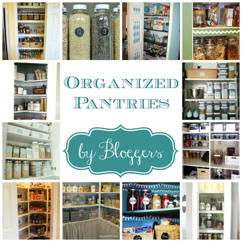 Organized Pantry Pin Pic