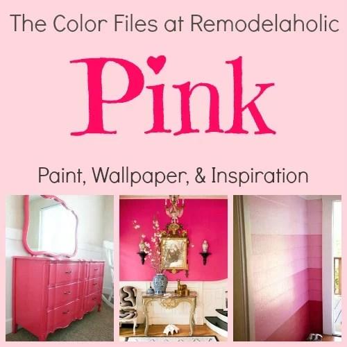 Pink Pin Pic