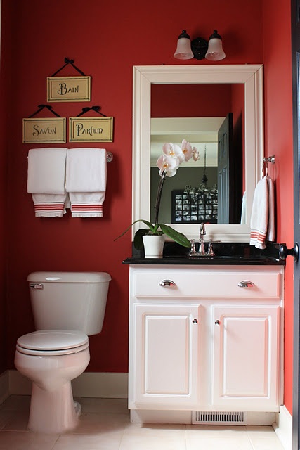 Lobster by American Signature, best red paint for your home
