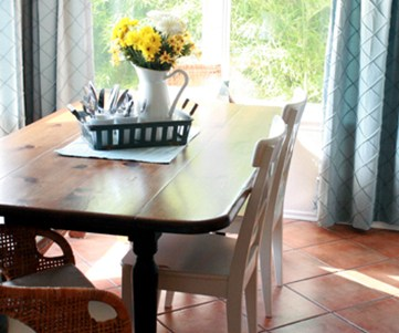 Simple Dining Room Updates