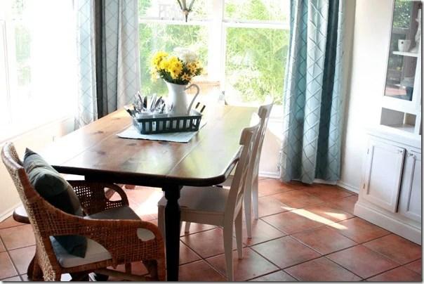 dining room updates