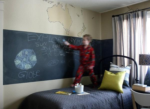 Emily A Clark boy room