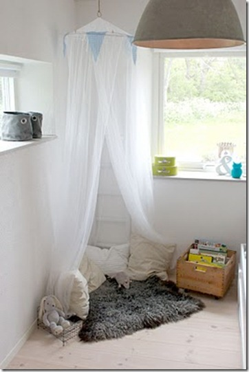 Gotlands Liv Simple Reading Corner
