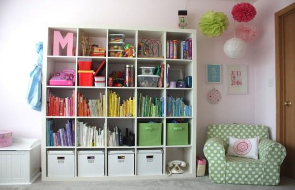 ICreate toys & books