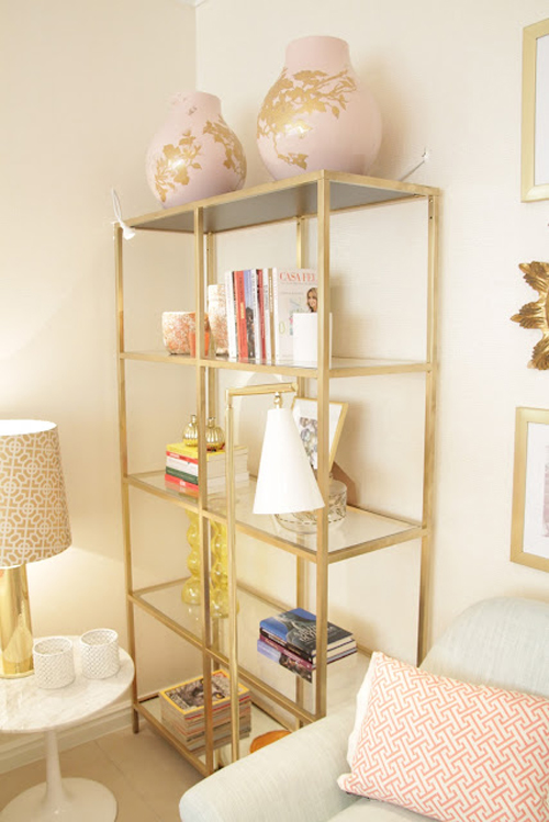 Michael Penney Style ikea gold