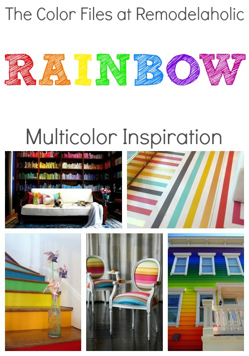 Rainbow pin pic
