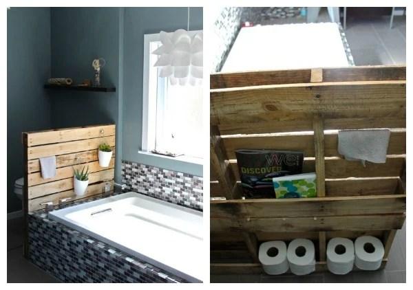 Shelterness bath plant shelf