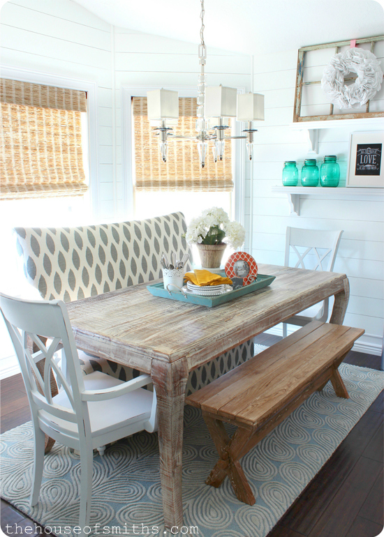 Dining benches and banquettes. rustic wood bench contemporary ...