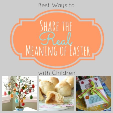 Meaning of Easter Pin Pic