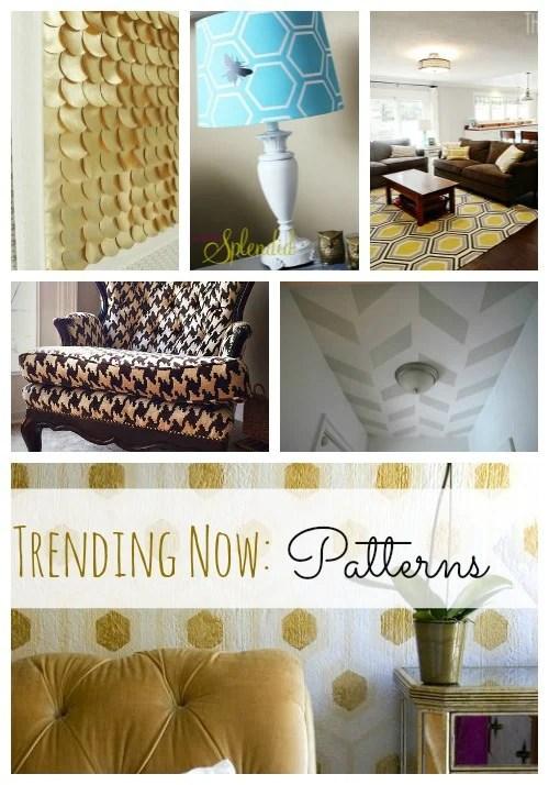 Pattern Trend Pinterest Pic