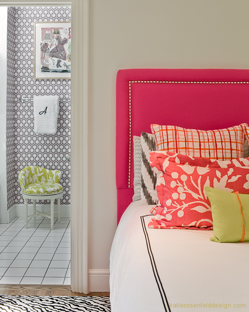 DecorPad pink & coral room
