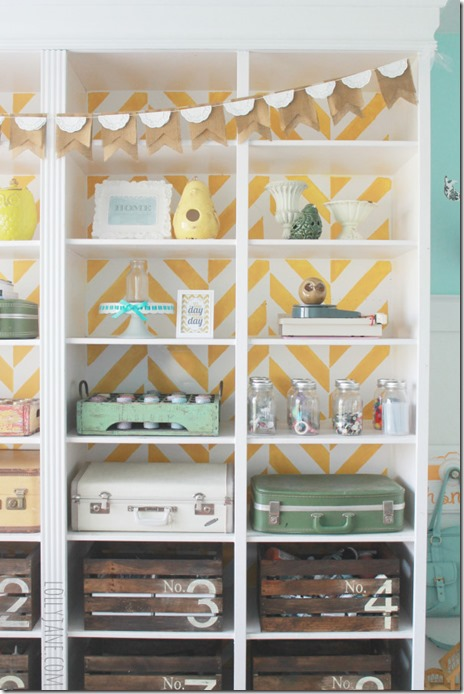 Lolly Jane craft room storage