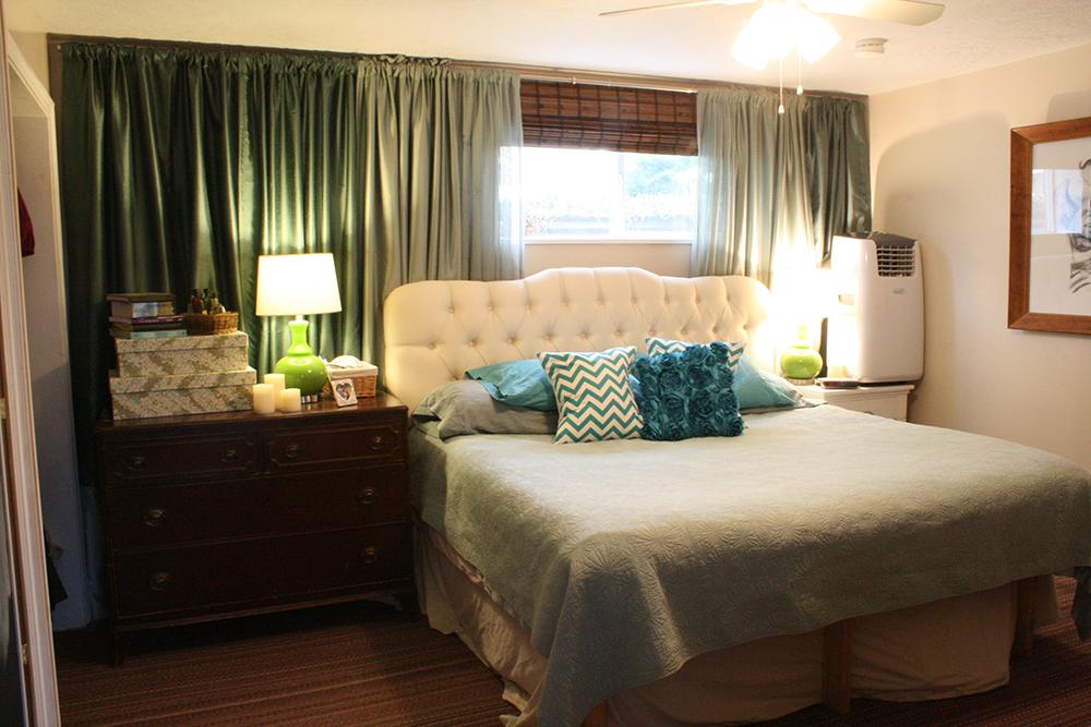 Master Bedroom Headboard 017