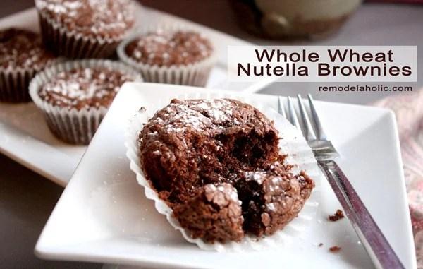 Nutella cupcakes 016