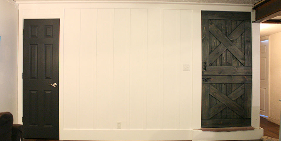 Remodelaholic Board And Batten Wall Tutorial