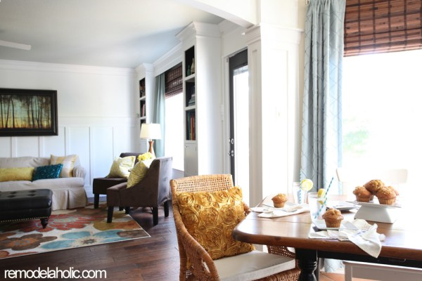 Dining Room Built ins copy