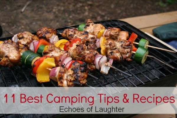 Echoes of Laughter camping food tips
