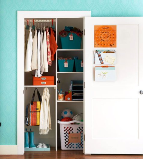 toy and clothing storage