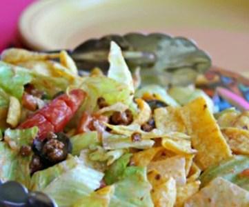 5 star taco salad recipe