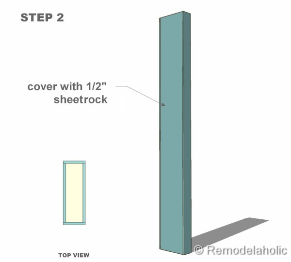 step 02 column construction final